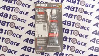 Герметик для прокладок ABRO серый 999 (85г) ABRO