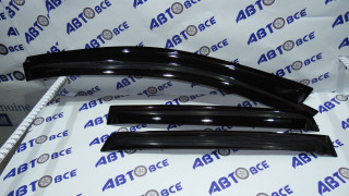 Дефлекторы стекол Aveo T250 c 2006-2112г