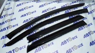 Дефлекторы стекол Aveo HB T255 с 2004г-2012г