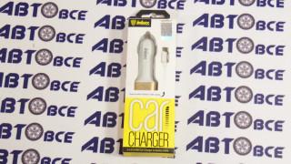 Зарядка для телефона с кабелем HOCO Z 23