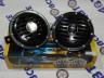 Сигнал звуковой SuperHorn 2-тон 345hz черный 115мм W-1038