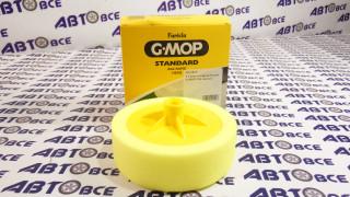 F Губка полировальная G-MOP M14 желтая