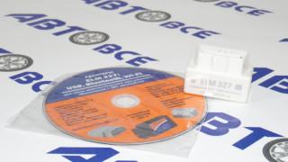 Адаптер Bluetooth MINI для диагностики авто 1,5 (желтый) Орион