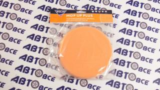Круг полировальный для абразивной пасты 150*30мм оранжевый SOLID