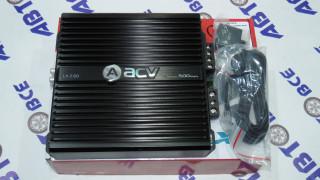 Усилитель 2-х канальный LX-2.60 ACV
