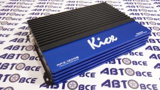 Усилитель 2-х канальный 2*120 AP2.120AB KICX