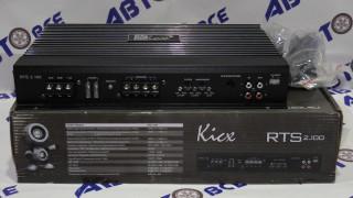 Усилитель 2-х канальный 2*100 RTS2.100 KICX