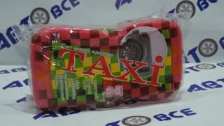 Губка поролоновая Такси для мойки Зебра