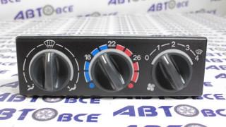 Блок управления отопителем (климат-контроль)ВАЗ-2110-2170 без.конд.(тонкие.крутилки)