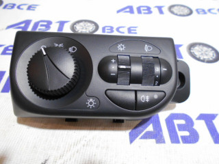 Блок управления светотехникой ВАЗ-2170-2172 (без туманок) Авар