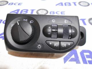 Блок управления светотехникой ВАЗ-2170-72 (люкс-с туманками) Авар
