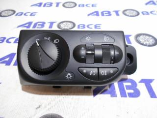 Блок управления светотехникой ВАЗ-2170-72 (люкс-под датчик света) Авар