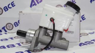 Цилиндр тормозной главный Aveo 1-2-3 с ABS ( в сборе с бачком) PATRON
