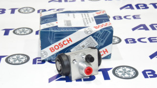 Цилиндр тормозной задний Logan,Clio,Xray (алюмин.-17,5 мм) BOSCH