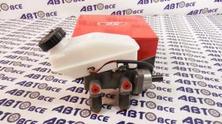 Цилиндр тормозной главный Aveo-1-2-3 без ABS ( в сборе с бачком) X2