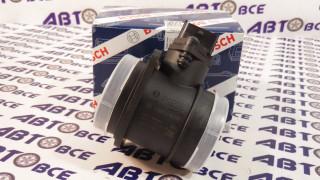 Датчик ДМРВ ( 8-16V ) ВАЗ-09i-15-2110-1118-2170 Bosch № 037