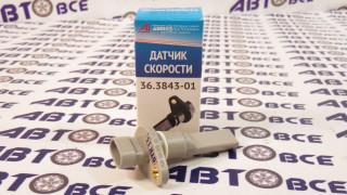 Датчик скорости (на КПП) ВАЗ-2170 (круглый нос-под срез) Калуга