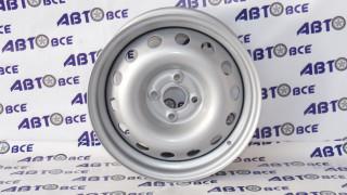 Диск колеса Aveo R15 черные  x40006 6x15/4x100 ET45 D 56.6