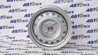 Диск колеса Lanos R14 серебро 5.5x14 4x100 ET49 D56.6 NEXT