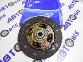 Диск сцепления (ведомый) 8V 1.5 Lanos, Nexia (D=200) GM