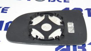 Элемент зеркала (вставка) Aveo T250 правый с обогревом ERGON