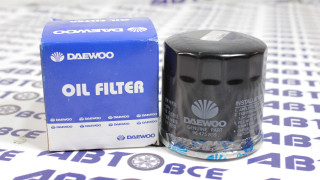 Фильтр масла Aveo (1.2-16V),Spark,Cobalt DAEWOO