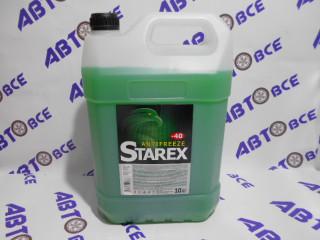 Антифриз зеленый 10L STAREX