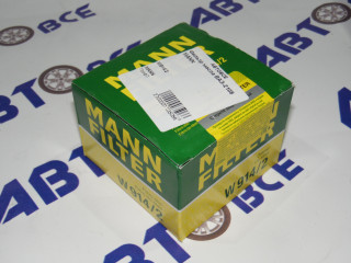 Фильтр масла ВАЗ-2108-2109-2110-2115-1118-2170 1102-1103 (Sens 1.3) MANN