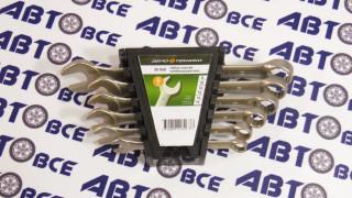 Набор ключей комбинированных (8,10,12,13,14,17 мм) холдер ДелоТехники
