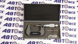 Микрометр механический 25-50 мм MATRIX