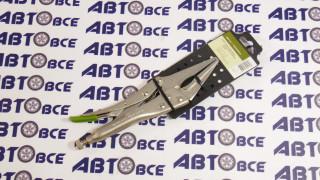 Зажим с фиксатором с удлиненным захватом 220мм ДелоТехники
