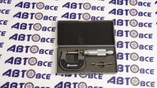 Микрометр механический 0-25мм MATRIX