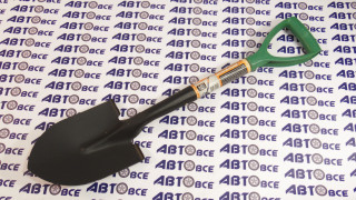 Лопатка автомобильная штыковая 680мм с пластик.ручкой АвтоДело