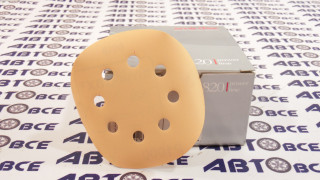 Smirdex круг диам.125мм P1000