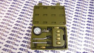 Компрессометр для бензиновых двигателей с насадками ДелоТехники