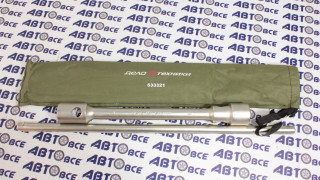 Ключ балонный 30*32 с воротком кованный ДелоТехники