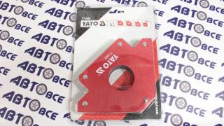 Струбцина магнитная для сварки 34 кг YATO