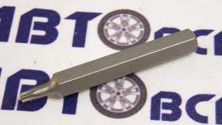 Вставка 3/8 T25*75 мм TORX ДелоТехники