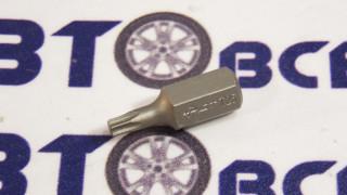 Вставка 3/8 T25*30мм TORX ДелоТехники