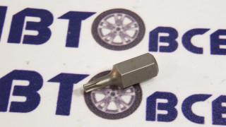 Вставка 3/8 T20*30мм TORX ДелоТехники