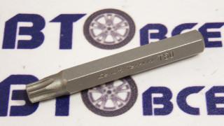 Вставка 3/8 T50*75мм TORX ДелоТехники