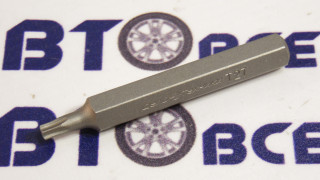 Вставка 3/8 T27*75мм TORX ДелоТехники