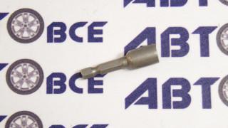 Бита магнитная 1/4 HEX 7мм магнитная YATO