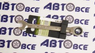 Ключ комбинированный трещоточный 12мм ДелоТехники