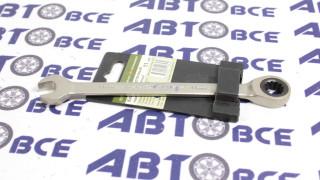Ключ комбинированный трещоточный 11мм ДелоТехники