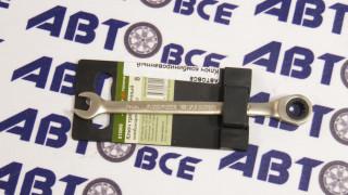 Ключ комбинированный трещоточный 8мм ДелоТехники