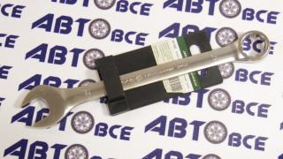 Ключ рожково-накидной 21 мм ДелоТехники