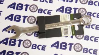 Ключ рожково-накидной 18 мм ДелоТехники