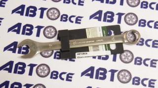 Ключ рожково-накидной 16 мм ДелоТехники