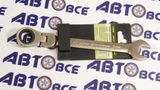 Ключ комбинированный трещоточный 16мм ДелоТехники